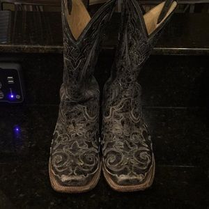 corral western boots